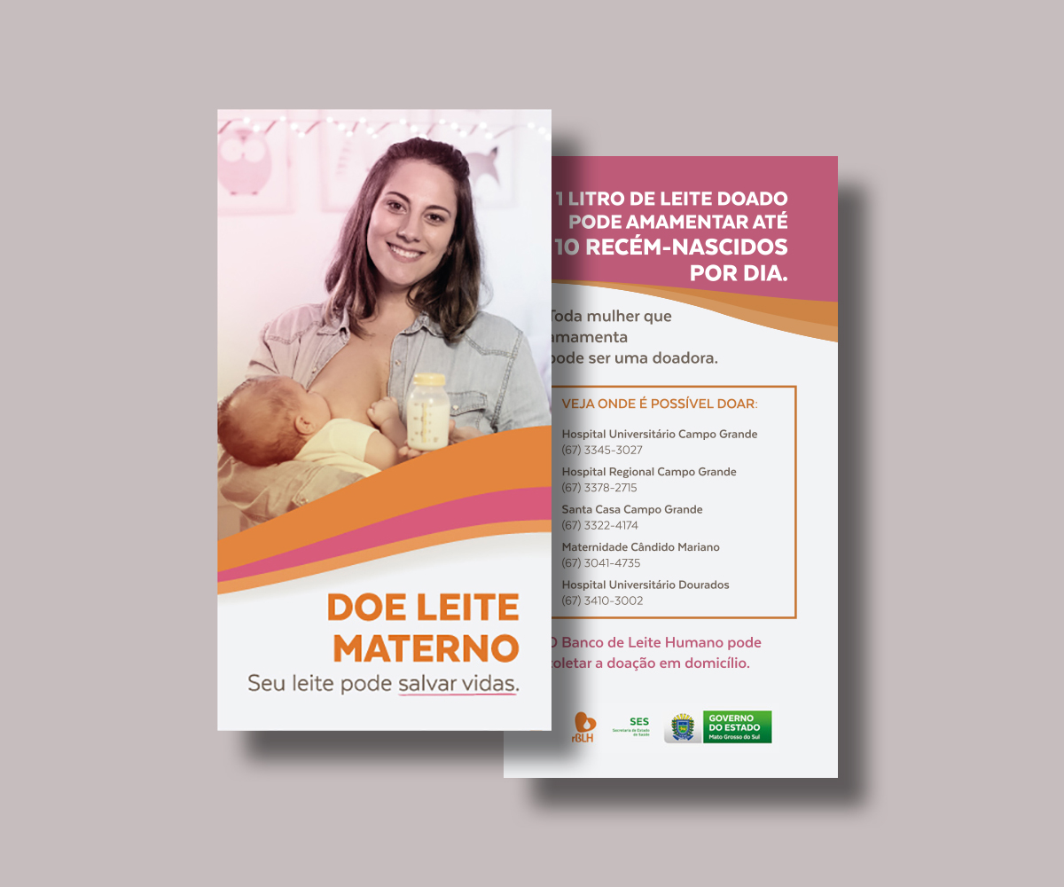 Doação de Leite Materno