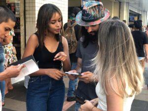 poesia de rua ms exemplo de inovação social